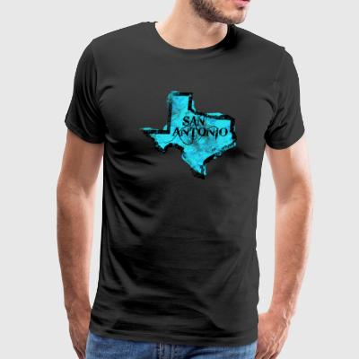San Antonio Texas - Men's Premium T-Shirt