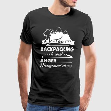 Backpacking Shirt - Men's Premium T-Shirt