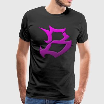 Purple Buggy Fresh Logo - Men's Premium T-Shirt