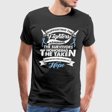 Supporting The Fighters Prostate Cancer | - Men's Premium T-Shirt