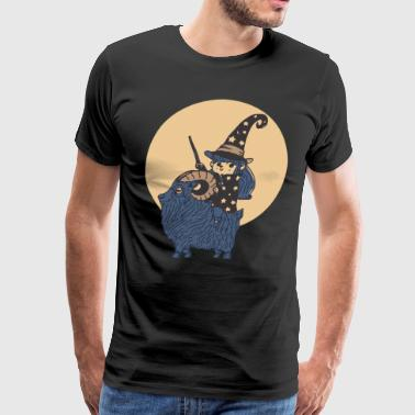 BLACK MAGIC - Men's Premium T-Shirt