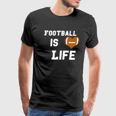 Football Shirts - Men's Premium T-Shirt