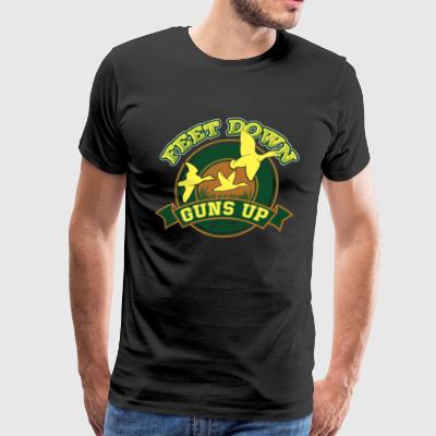Duck Hunting Shirt - Men's Premium T-Shirt