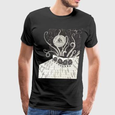 Pandora's Utopia - Men's Premium T-Shirt