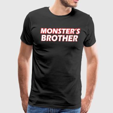 Monsters Brother - Men's Premium T-Shirt