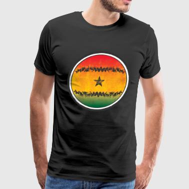 reggae star0711 - Men's Premium T-Shirt