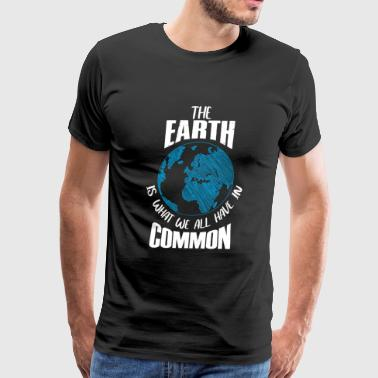Earth Nature our world - Men's Premium T-Shirt