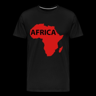 Africa Design 2 - Men's Premium T-Shirt