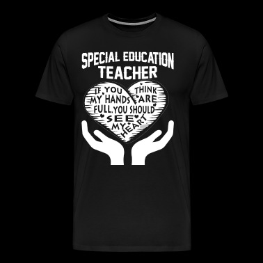 Special Education Teacher - Men's Premium T-Shirt