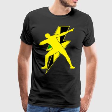 Bolt - Men's Premium T-Shirt