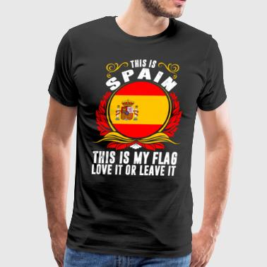 This Is Spain - Men's Premium T-Shirt