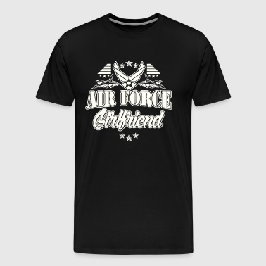 Air Force Girlfriend - Men's Premium T-Shirt