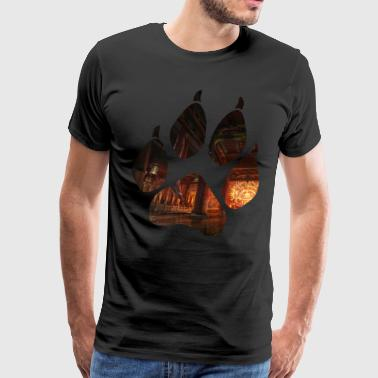 Lara Croft - Himiko - Men's Premium T-Shirt