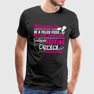 Dental Assistant Tee Shirt - Men's Premium T-Shirt