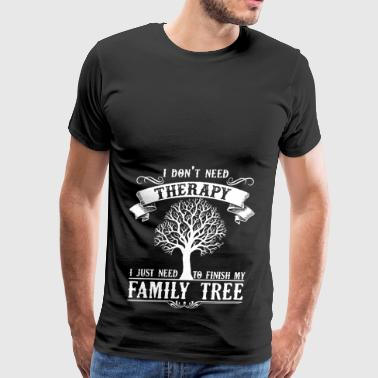 Genealogy Shirts - Men's Premium T-Shirt
