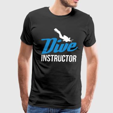 Dive Instructor - Men's Premium T-Shirt