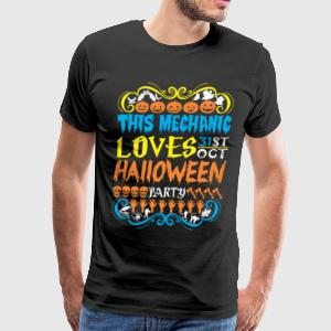 This Mechanic Loves 31st Oct Halloween Party - Men's Premium T-Shirt