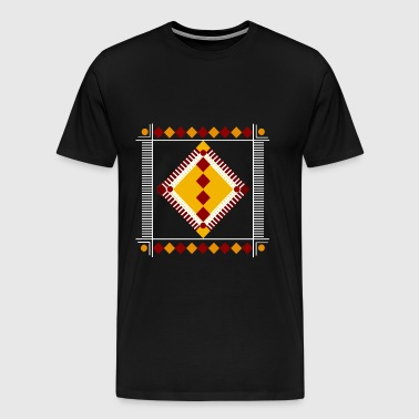Ethnic Art - Men's Premium T-Shirt