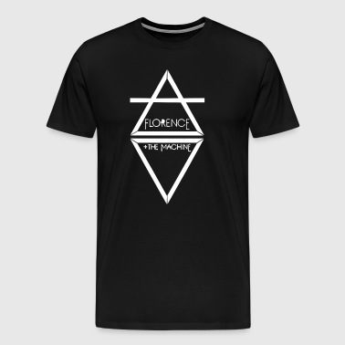 Florence and the Machine Logo Indie Rock Band - Men's Premium T-Shirt