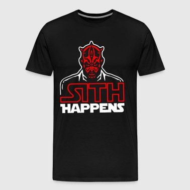 Sith Happens - Men's Premium T-Shirt