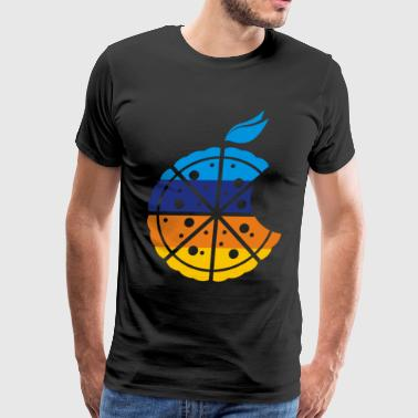 PIZZA PIZZA - Men's Premium T-Shirt