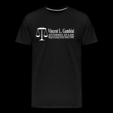 My Cousin Vinny - Vincent Gambini Attorney At Law - Men's Premium T-Shirt