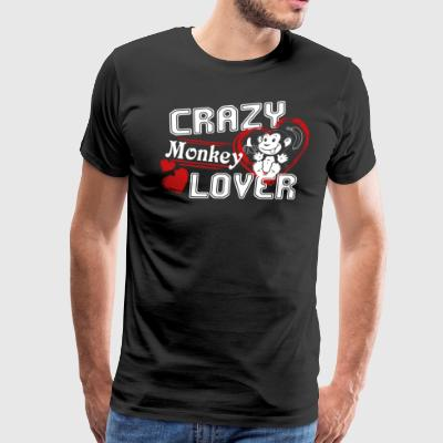 Monkey Lover Shirts - Men's Premium T-Shirt