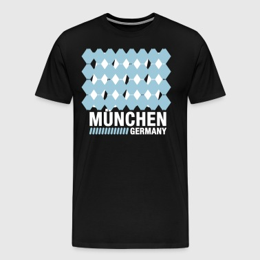 Munich, Bavaria, Germany - Men's Premium T-Shirt