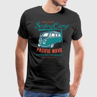 Surfing Camp - Men's Premium T-Shirt