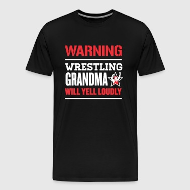 Wrestling Shirt - Men's Premium T-Shirt