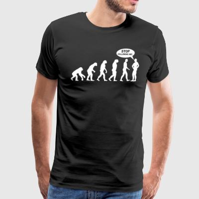 Stop Following Me - Men's Premium T-Shirt