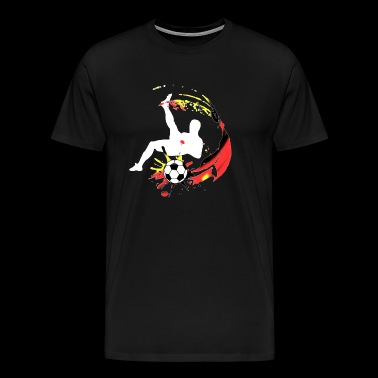 Soccer Sports Germany World Cup - Men's Premium T-Shirt