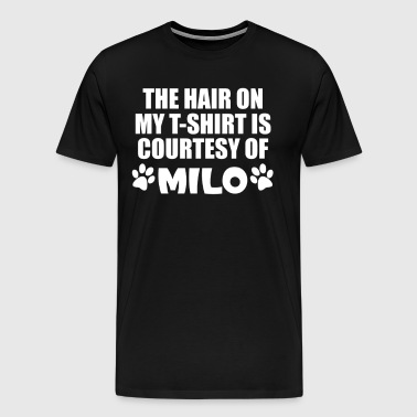 THE HAIR - Men's Premium T-Shirt