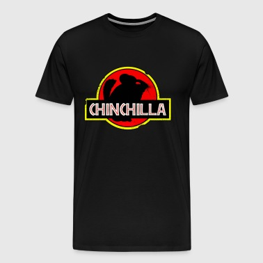 Chinchilla - Men's Premium T-Shirt