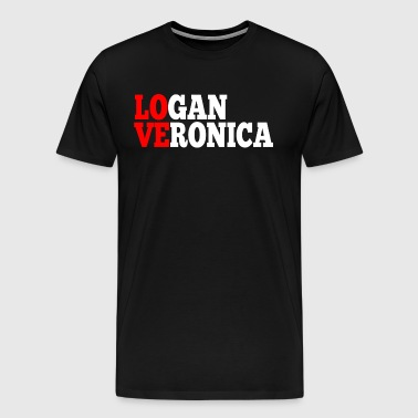 Logan Veronica - Love - Men's Premium T-Shirt