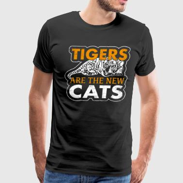 tigersarethenewcats - Men's Premium T-Shirt