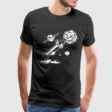 The Astronomer Funny T shirt - Men's Premium T-Shirt