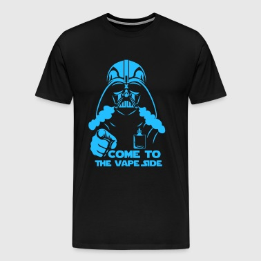 Come To The Vape Side - Men's Premium T-Shirt