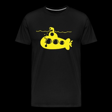 SUBMARINE - Men's Premium T-Shirt