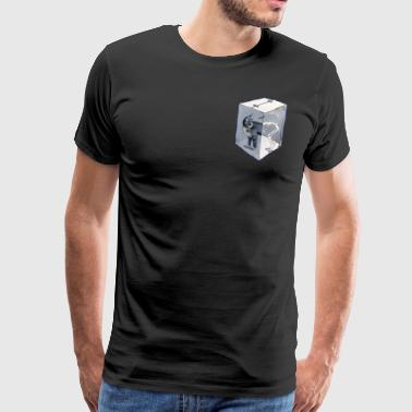 Double vie - Men's Premium T-Shirt
