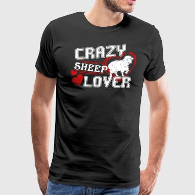 Sheep Lover T shirt - Men's Premium T-Shirt