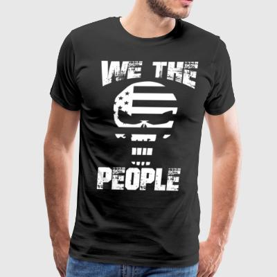 WE THE PEOPLE | America - Men's Premium T-Shirt