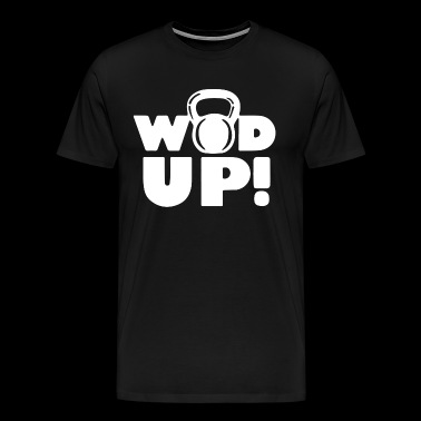 Wod Up - Men's Premium T-Shirt
