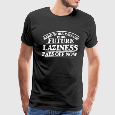 HARD FUTURE - Men's Premium T-Shirt