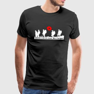 REMEMBRANCE DAY - Men's Premium T-Shirt