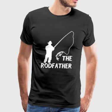 The Rodfather - Men's Premium T-Shirt
