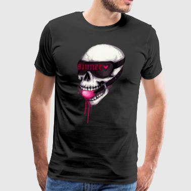 Dominated Till Death - Men's Premium T-Shirt