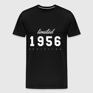 Limited Edition - 1956 (gift) - Men's Premium T-Shirt