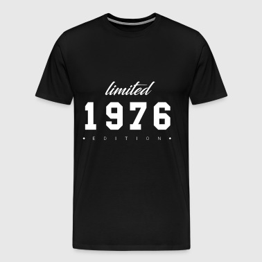 Limited Edition - 1976 (gift) - Men's Premium T-Shirt