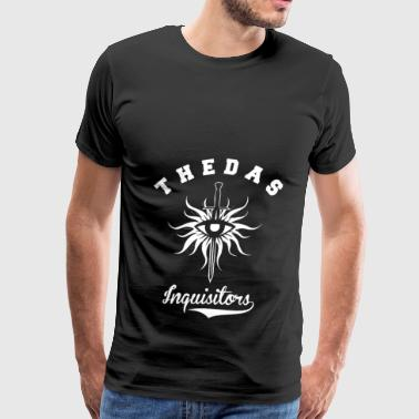 Dragon Age Thedas Inquisitors - Men's Premium T-Shirt